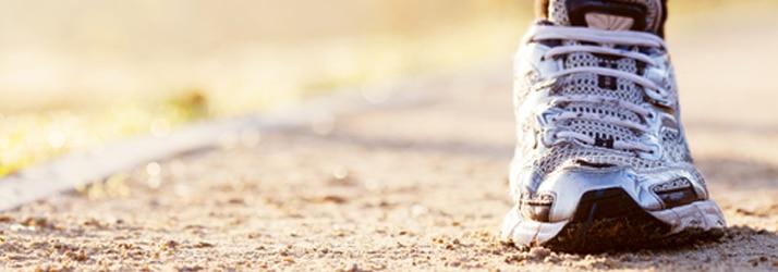 Chiropractic Richmond VA Running Shoes