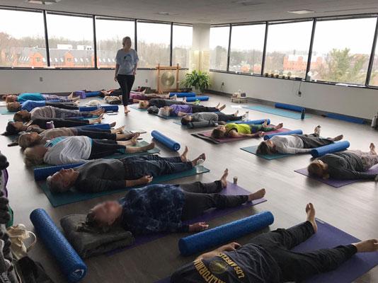 Chiropractic Richmond VA MELT Class